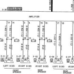 Mitsubishi Montero Radio Wiring Diagram 2006 Dodge Charger Sport Questions Need Factory Stereo