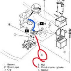 2002 Mazda Protege5 Engine Diagram Wiring Symbol For Ground Protege Questions Why Does The Clutch Stay Down Cargurus If It Turn Out To Be A Hydraulic Problem See This Http Www Justanswer Com Car 1cxs6 Change Master Cylinder 95 Html