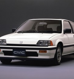 picture of 1985 honda civic exterior gallery worthy [ 1600 x 1200 Pixel ]