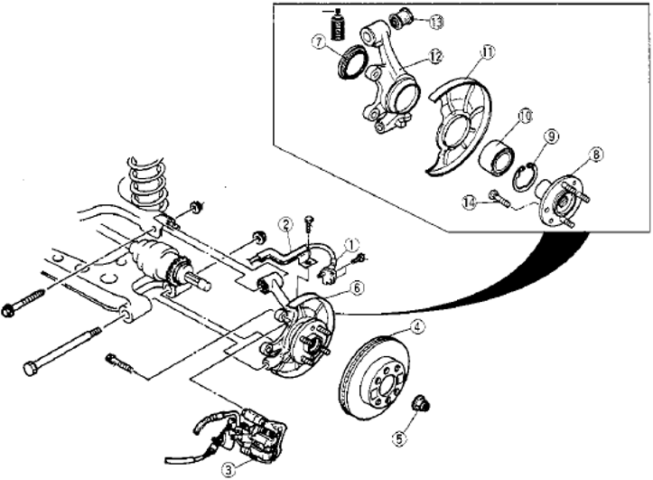 Chevy 12 Bolt Rear End Parts Diagram • Wiring Diagram For Free