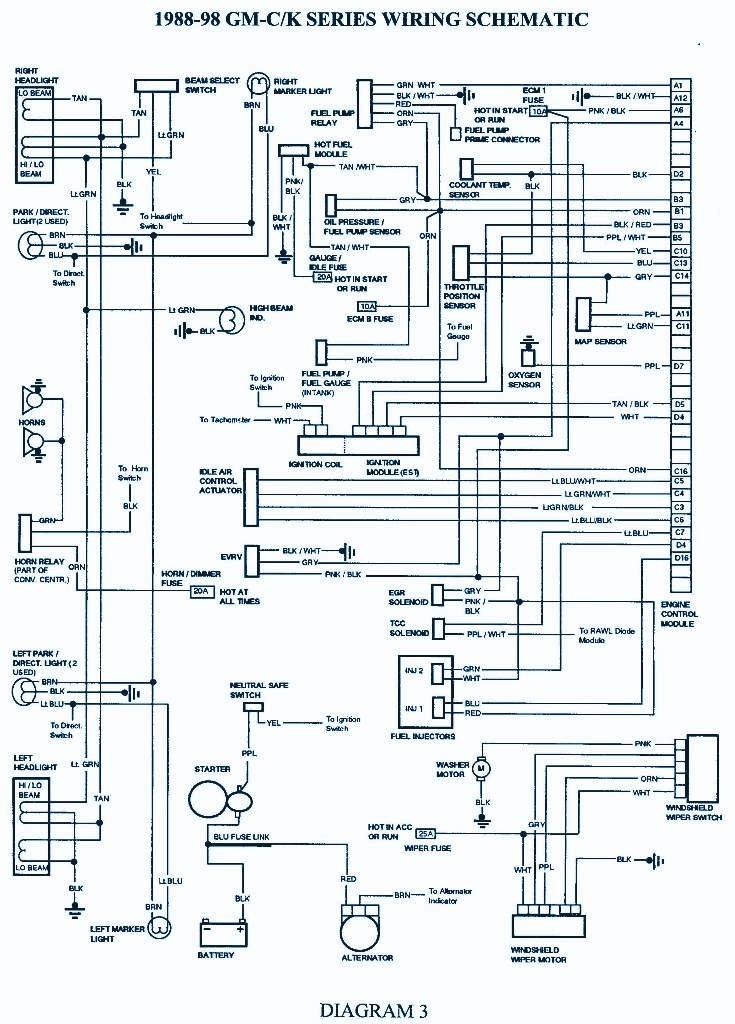 chevy s10 radio wiring diagram 3 circle venn solver 1998 ignition diagrams schematic chevrolet c k 1500 questions headlights drawin juice from fuel exhaust