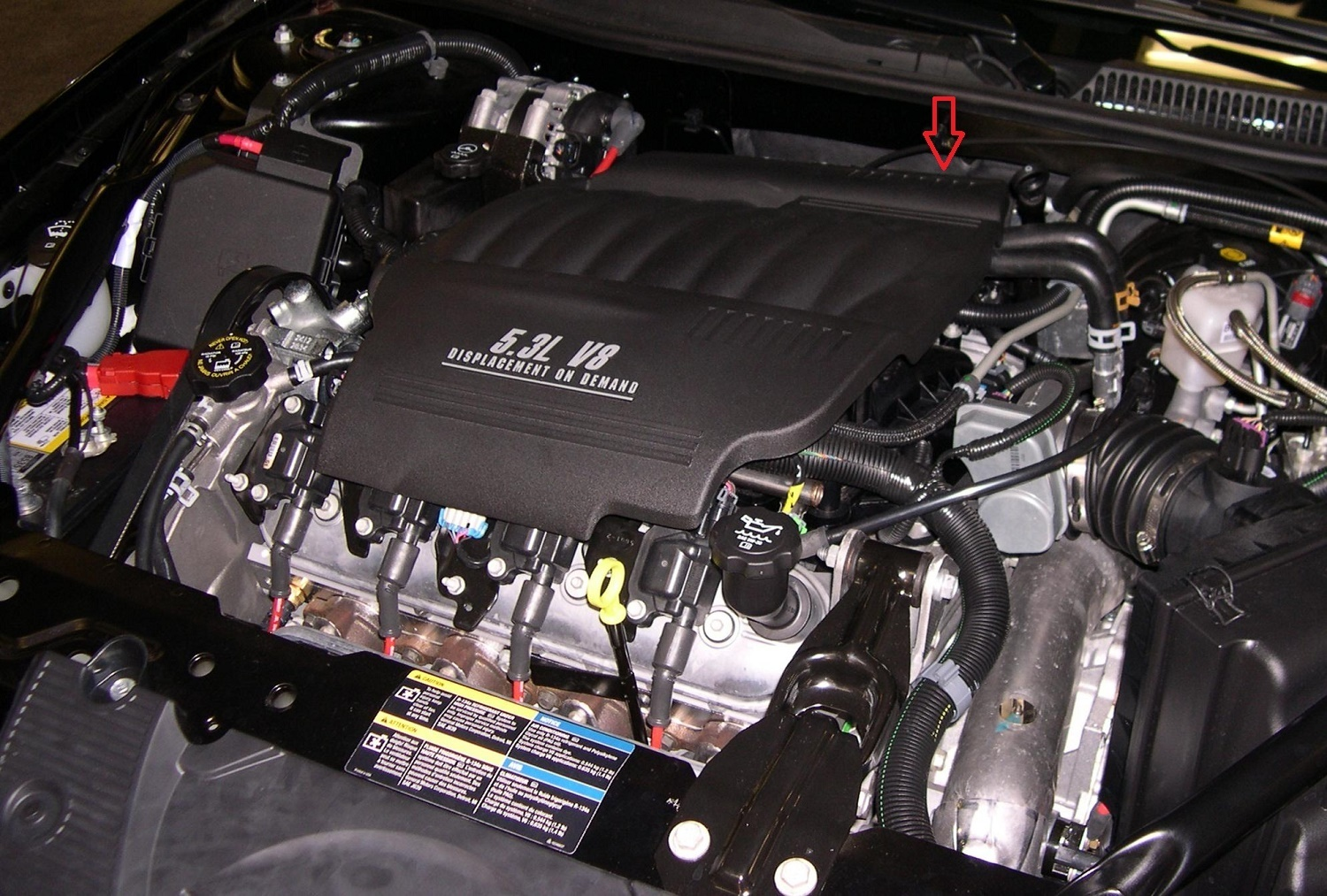 hight resolution of 2008 chevy impala ss engine diagram
