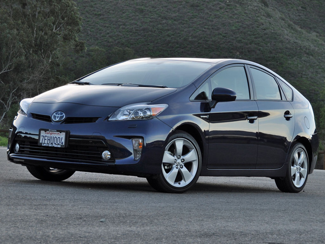 2015 Toyota Prius Test Drive Review Cargurus