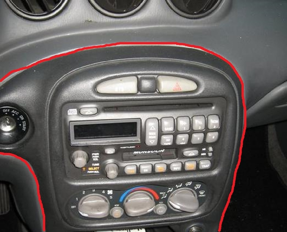 2001 pontiac grand am car stereo wiring diagram two way light switch uk questions - se stereo. removel cargurus