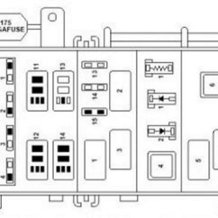 2004 Jeep Grand Cherokee Starter Wiring Diagram Kenwood Model Kdc 252u Ford Explorer Questions - Which Fuse Is For The Drivers Side Window On A 2000 ...