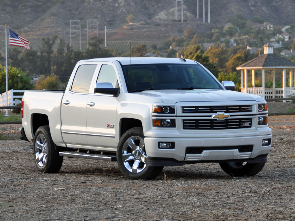 single pickup wiring diagram 4 wire motor 2015 chevrolet silverado 1500 - test drive review cargurus