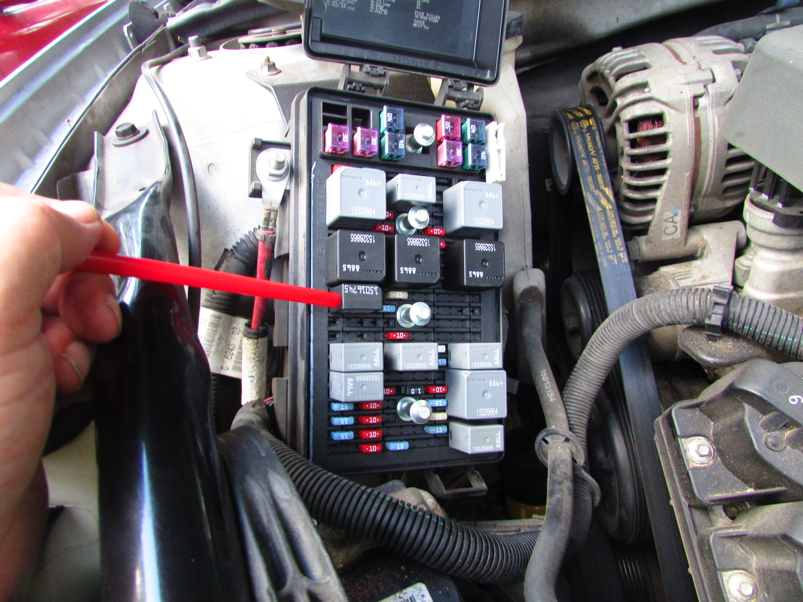 hight resolution of 2004 chevy s10 blazer fuse box