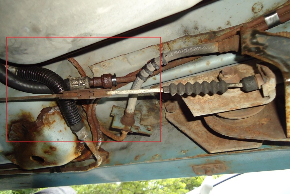 medium resolution of fuel lines are rusted and brittle and need to be replaced i have searched all over for a diagram with corresponding diameters etc please help