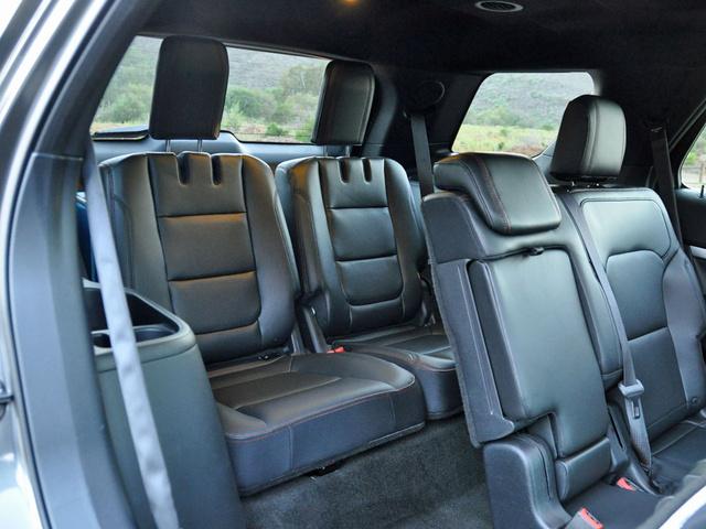 Ford Explorer Captains Chairs  Lovingheartdesigns