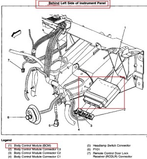 1981 BUICK G BODY ECM WIRING DIAGRAM  Auto Electrical