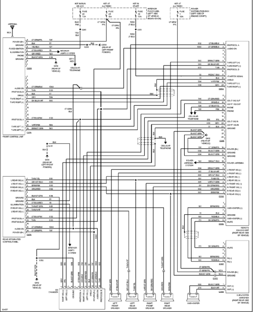 small resolution of 2001 explorer wiring diagram diagram data schema2001 explorer fuse box wiring diagram 2001 ford explorer starter