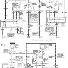 Mercury Wiring Diagram House Uk Grand Marquis Questions 1996 Hvac 3 Answers