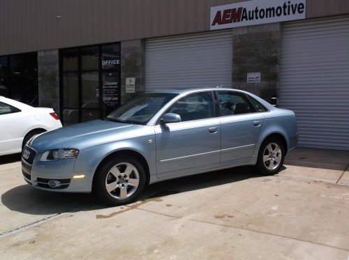 small resolution of picture of 2006 audi a4 exterior gallery worthy audi a4 compare 3 series
