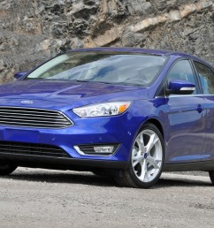 2015 ford focus test drive review [ 1024 x 768 Pixel ]