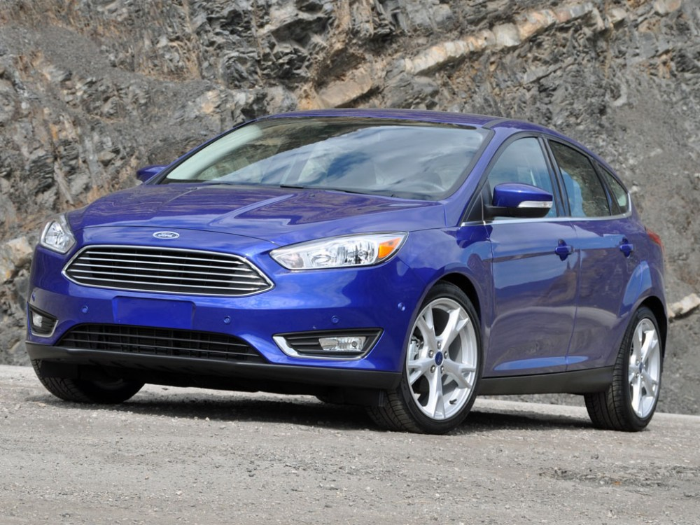 medium resolution of 2015 ford focus test drive review