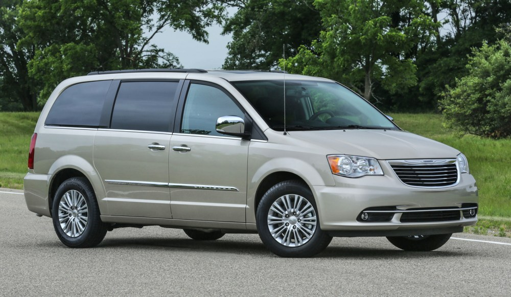 medium resolution of 2016 chrysler town country review