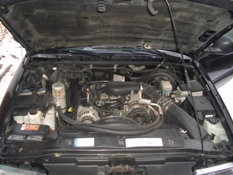 2000 Gmc Jimmy Wiring Diagram Chevrolet Blazer Questions Where Does The Engine Coolant