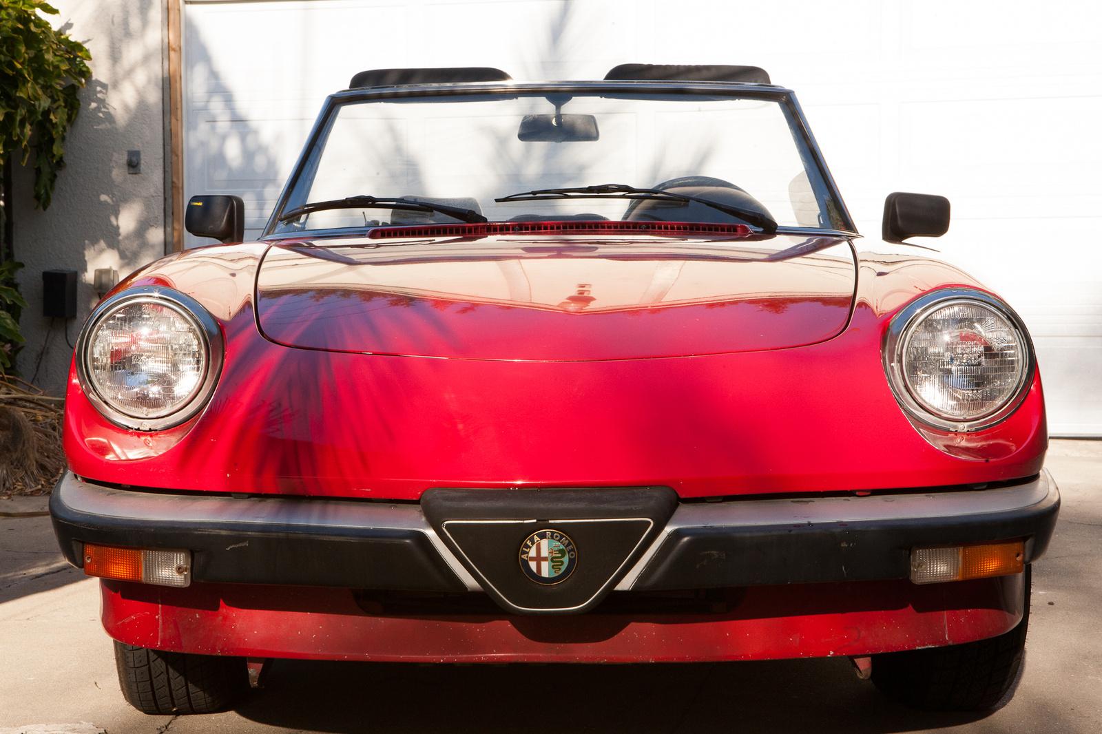 1989 Alfa Romeo Spider  Overview  Cargurus
