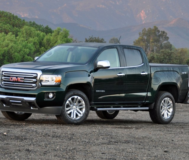 2016 Gmc Canyon Start Up And Review 3 6 L V6