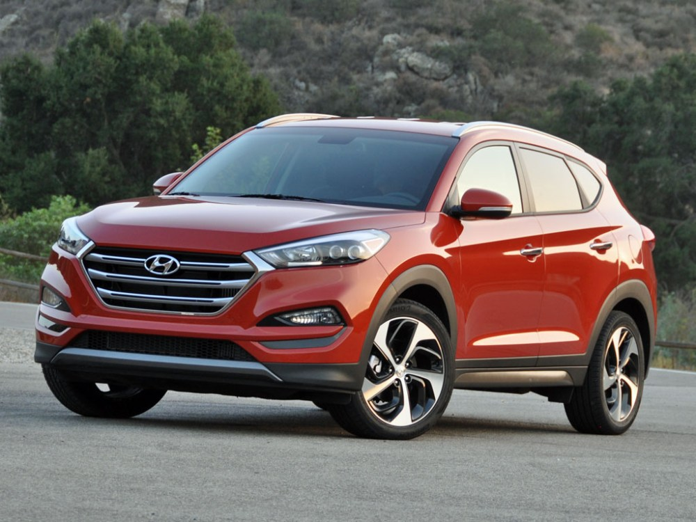 medium resolution of 2016 hyundai tucson test drive review