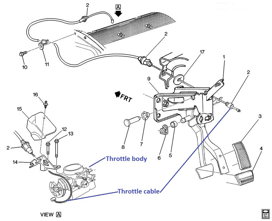 2002 Pontiac Sunfire Vacuum Diagram : 35 Wiring Diagram