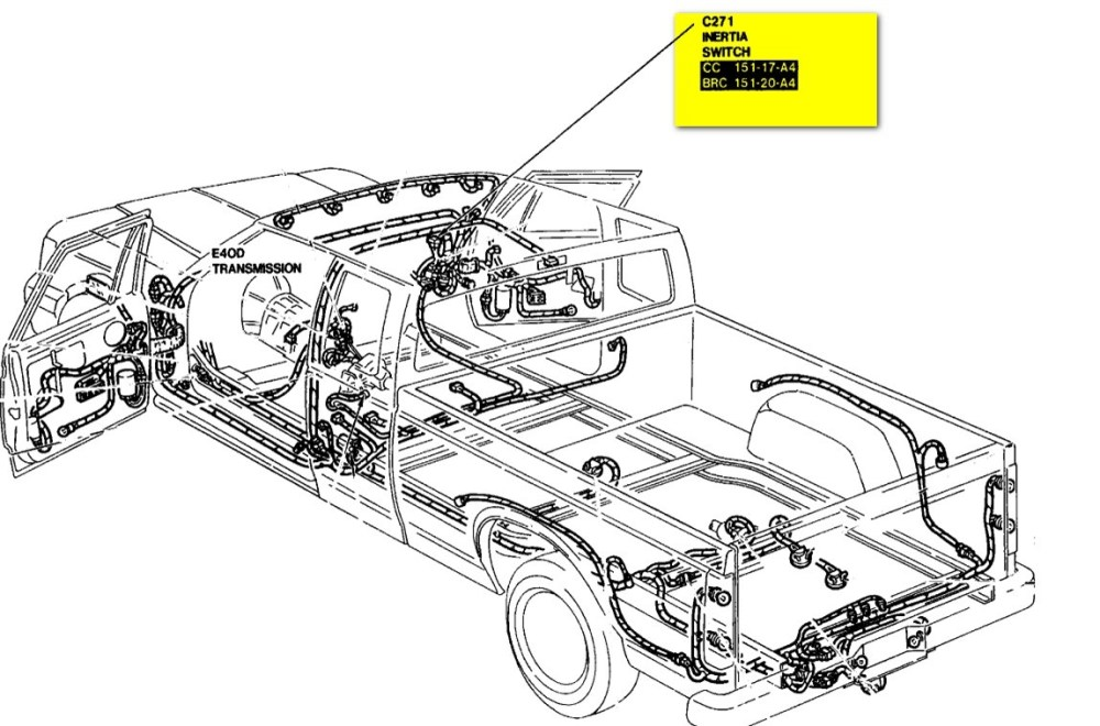 medium resolution of 2010 f150 underhood fuse box diagram