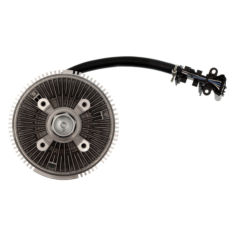 medium resolution of clutch fan