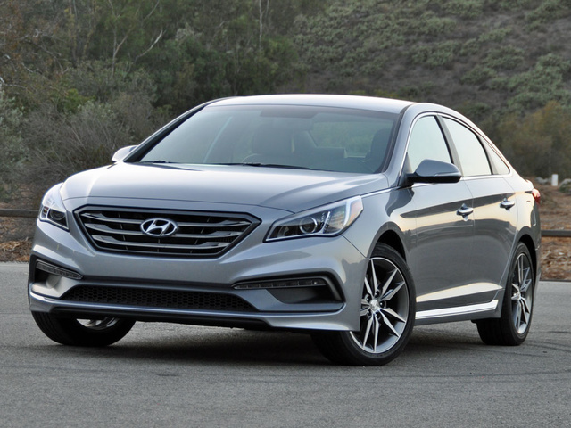 2016 Hyundai Sonata Overview Cargurus