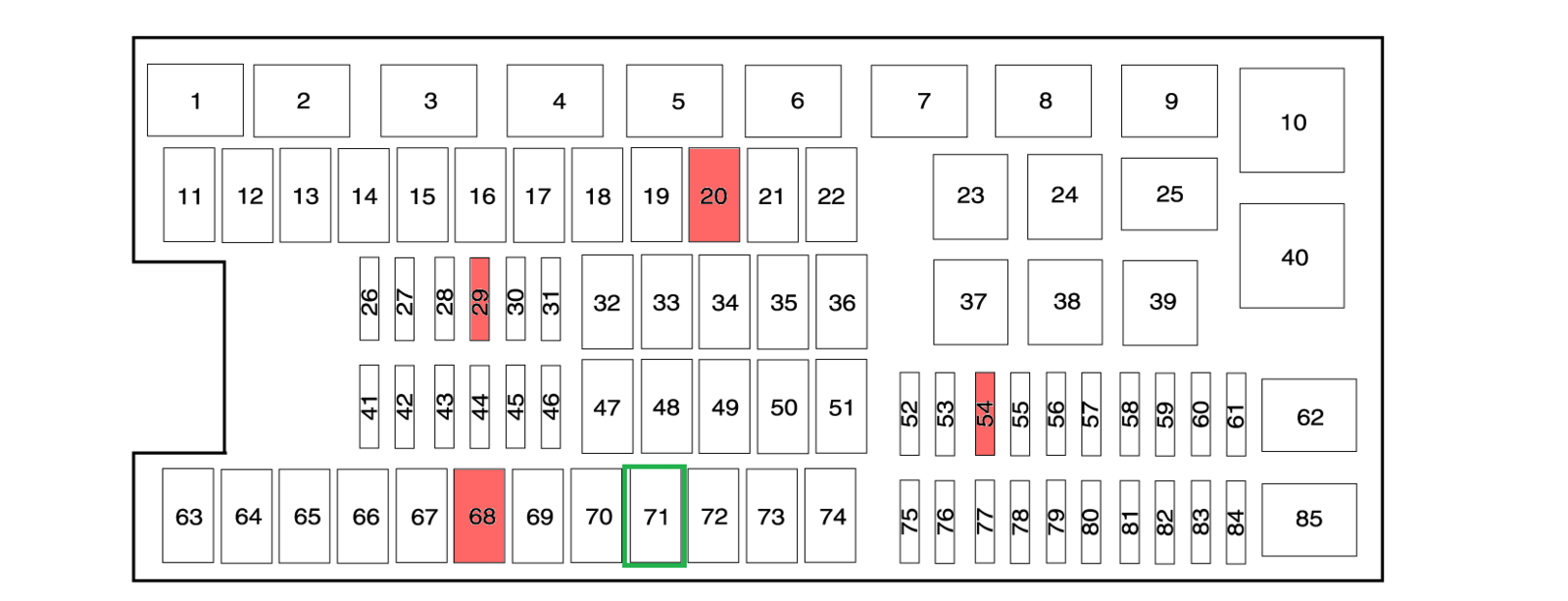 hight resolution of 2012 f150 fuse box diagram wiring diagram paperfor 2012 f250 fuse box lighter wiring diagram repair