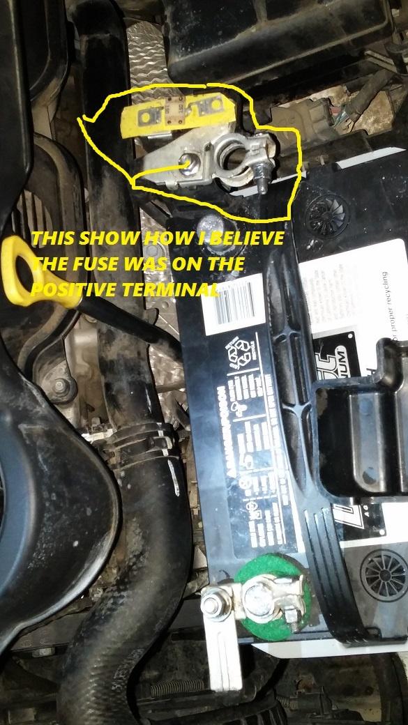 kia sorento wiring diagram audi a6 c6 headlight questions - positive battery cable 150amp fuse cargurus