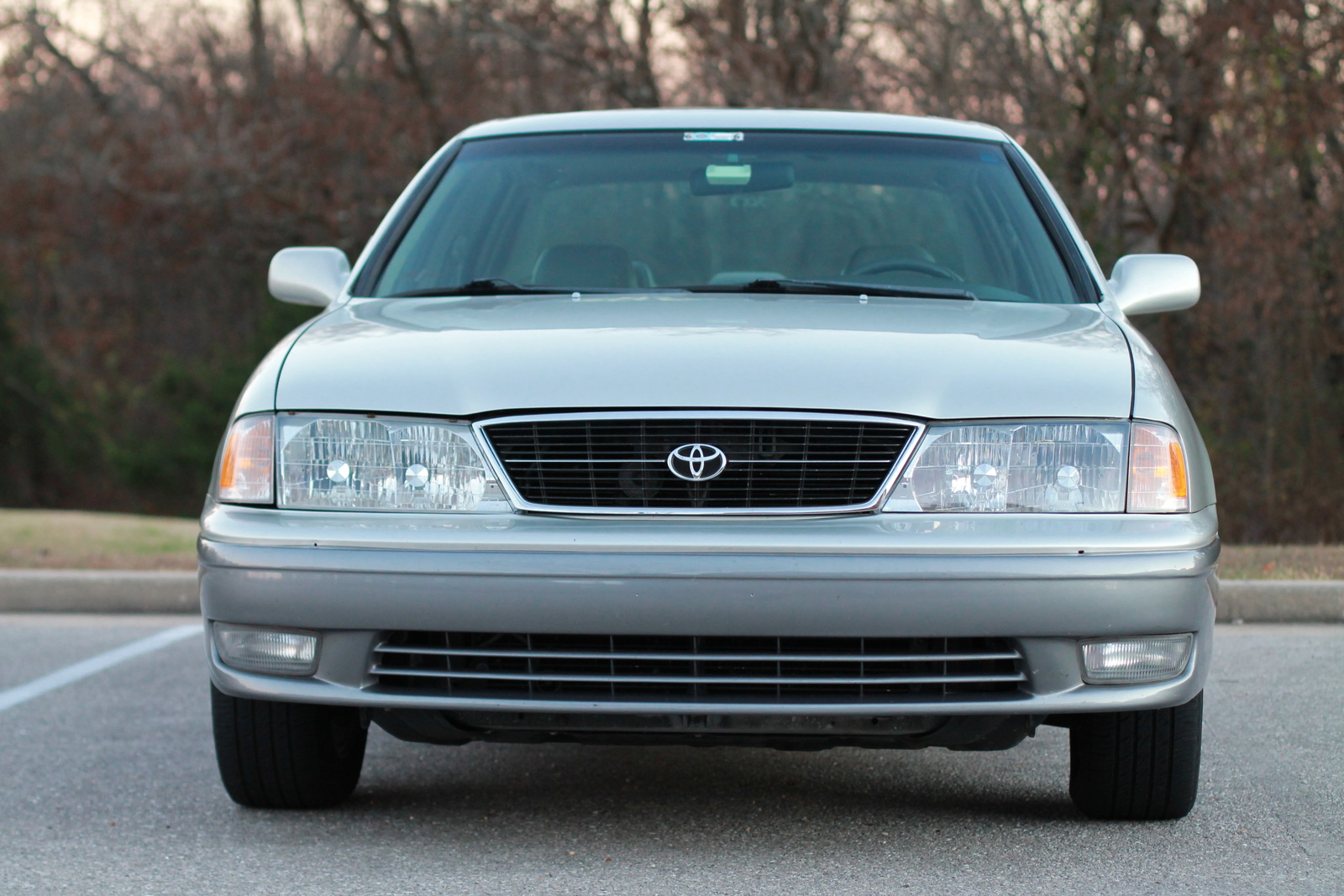 hight resolution of 1999 toyota avalon overview