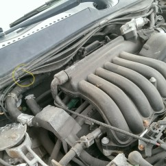 2001 Ford Taurus Radiator Hose Diagram 6 To 12 Volt Conversion Wiring 2004 Mercury Sable Vacuum