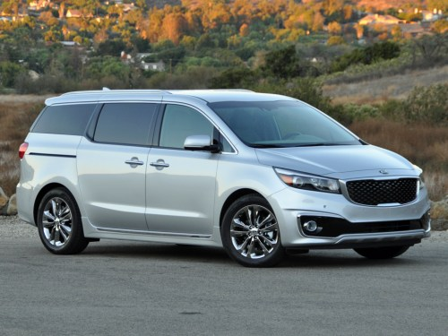 small resolution of 2016 kia sedona test drive review