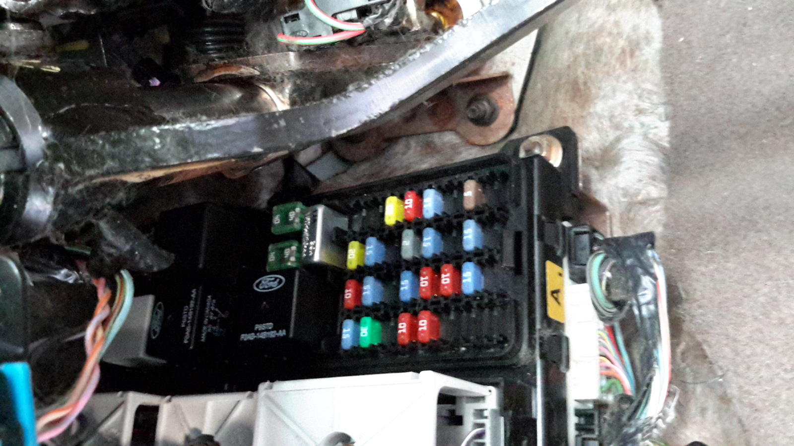 2003 Impala Wiring Diagram For Start System Mercury Sable Questions Where Is The Relay For The Power