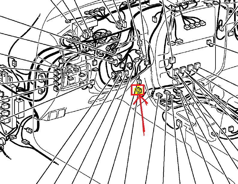 fire pump wiring diagram 1986 bayliner capri toyota corolla questions my 2014 radio and back up camera completely stopped working after i hit a large pothole any suggestions please help me
