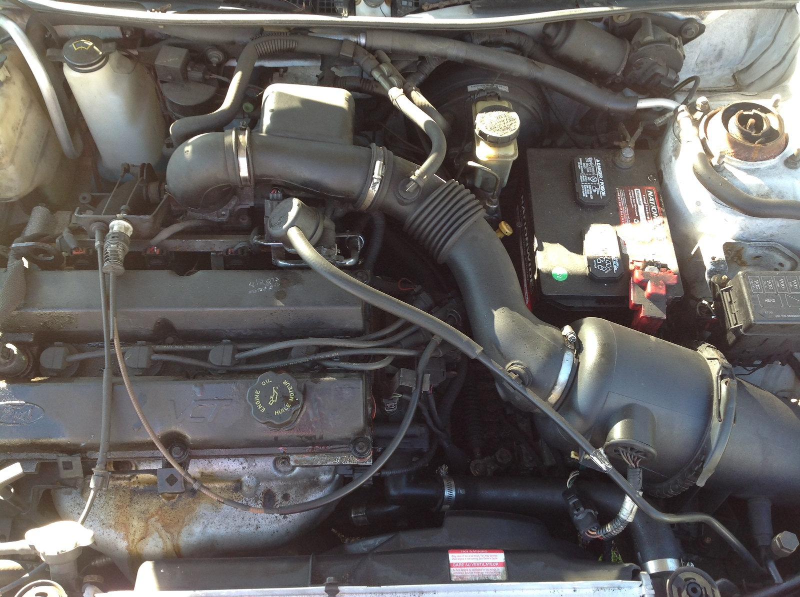 hight resolution of 2001 ford escort zx2 where s the pcv valve