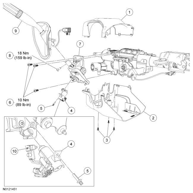 2007 Ford F 150 Parts Diagram Console Shifter. Ford. Auto