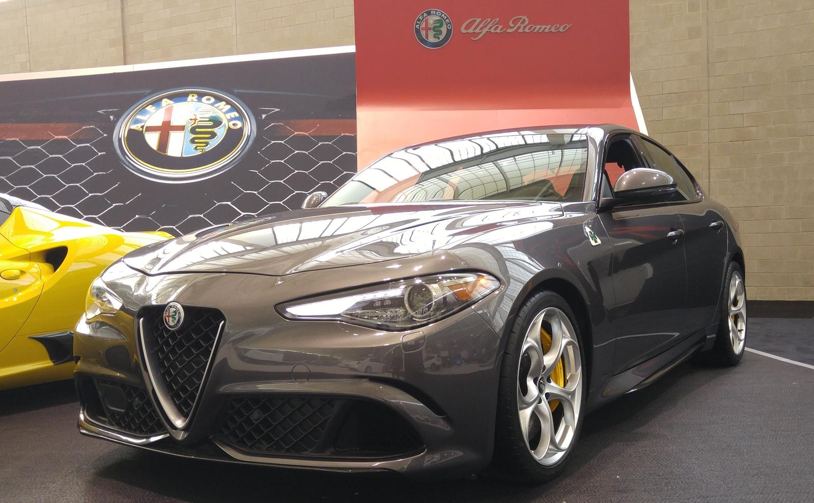 2017 Alfa Romeo Giulia  Overview Cargurus