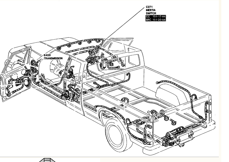 1987 Ford F 150 Engine Diagram
