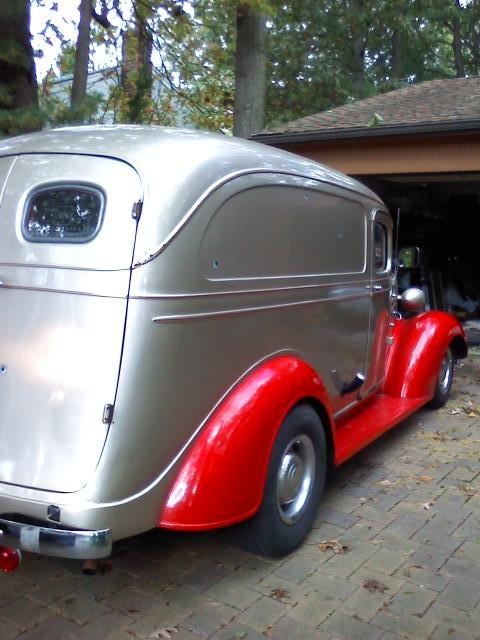 1937 Chevrolet Panel Truck Overview Cargurus