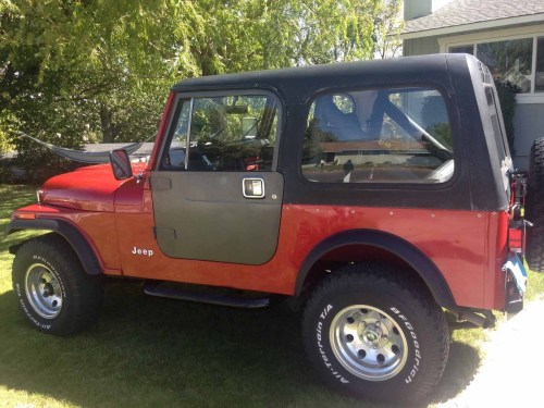 small resolution of 1983 jeep cj 7 overview