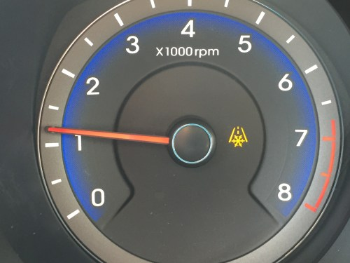 small resolution of warning light is on what is it