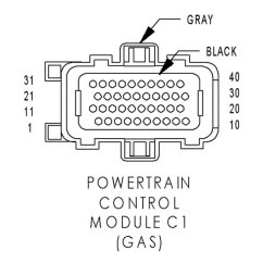 Alternator To Battery Wiring Diagram 220v 2 Phase Dodge Grand Caravan Questions Ecm Not Communicating With 5 People Found This Helpful