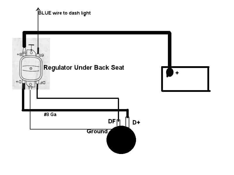farmall a 12 volt wiring diagram cbc lab value volkswagen beetle questions - where can i see an online for voltage regulator ...