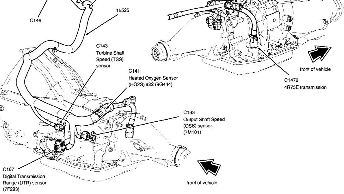 1999 54 Ford Wiring Diagram