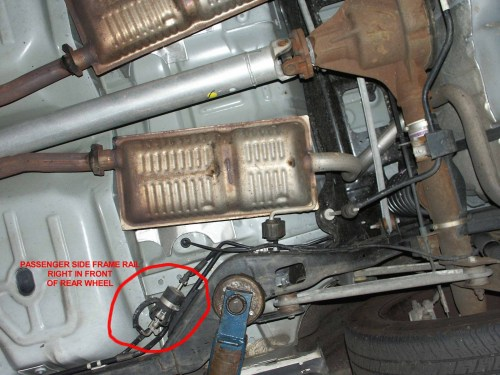 small resolution of ford fuel filter