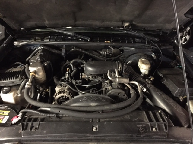 Chevy S10 Engine Codes