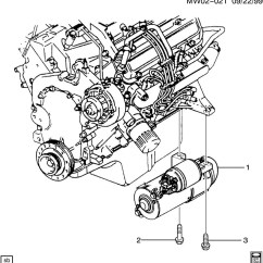 2001 Saturn Sc2 Wiring Diagram Barn Owl Buick Lucerne Questions - Lecerne V6 Where's The Starter Cargurus