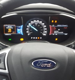 why do allthe lights on my dash of my ford fusion continue to come on  [ 1600 x 900 Pixel ]