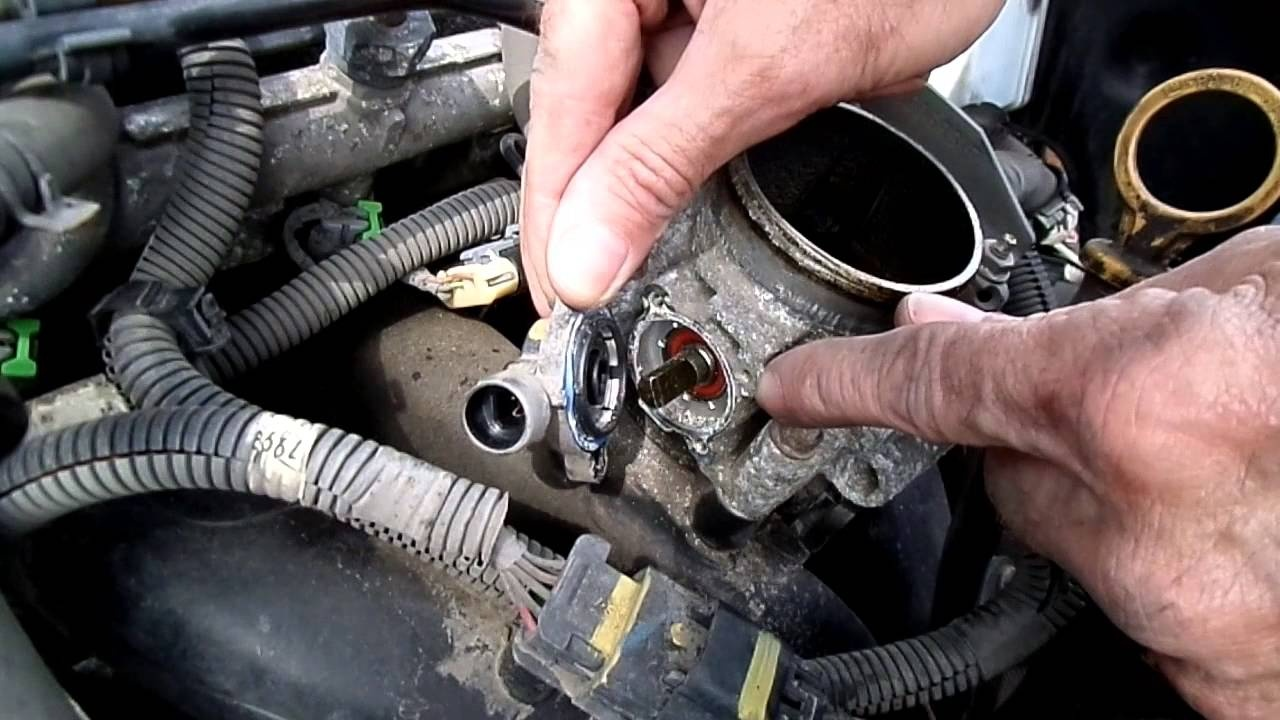 ford 4 0 v6 engine diagram 2006 honda civic headlight wiring chevrolet cobalt questions - where is the throttle position sensor located cargurus